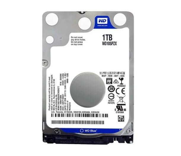 Hard disk Nou 1 TB, Western Digital WD10SPZX, SATA III, 128 MB, 5400 RPM - imaginea 1