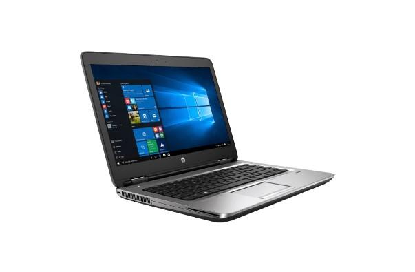 "Laptop HP ProBook 640 G2, Intel Core i5 Gen 6 6200U 2.3 GHz, Wi-Fi, Bluetooth, Webcam, Display 14"" 1366 by 768, 4 GB DDR4; 500 GB SSD SATA; Windows 10 Home; 3 Ani Garantie, Refurbished - imaginea 1"