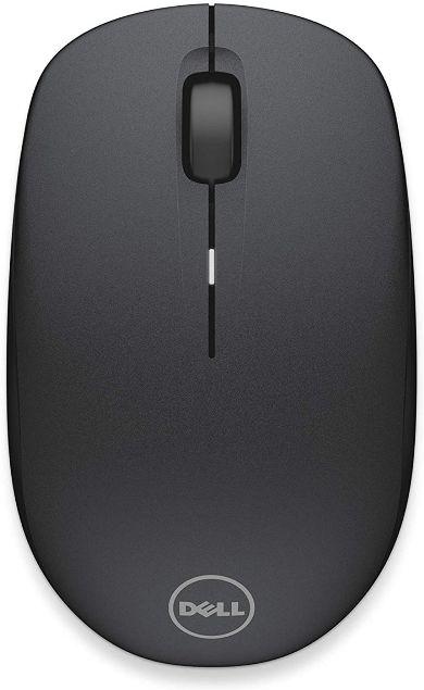 Mouse Wireless Dell WM126 Black - imaginea 3