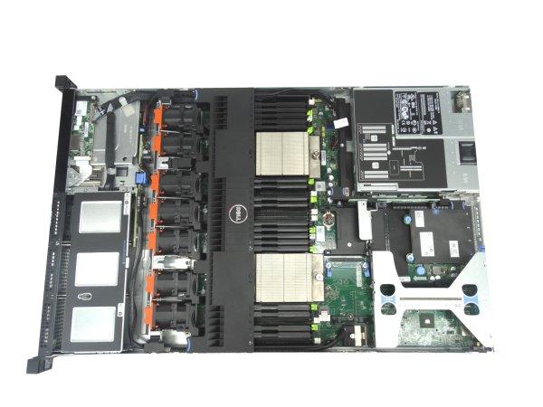 Server Dell PowerEdge R620, 2 Procesoare Intel 8 Core Xeon E5-2650 v2 2.6 GHz; 64 GB DDR3 ECC; 4 x 1.2 TB HDD SAS; 4 Ani Garantie, Refurbished - imaginea 1