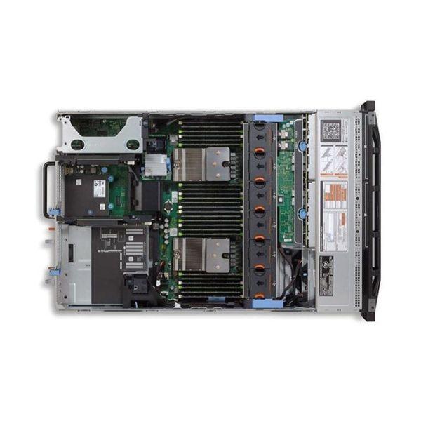 Server Dell PowerEdge R720, 2 Procesoare Intel 8 Core Xeon E5-2650 v2 2.6 GHz, 128 GB DDR3 ECC, 8 x 1 TB HDD SAS, 4 Ani Garantie - imaginea 2