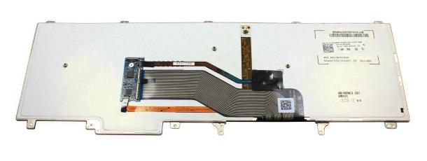 Tastatura Laptop Dell E6530, E6540 - imaginea 2