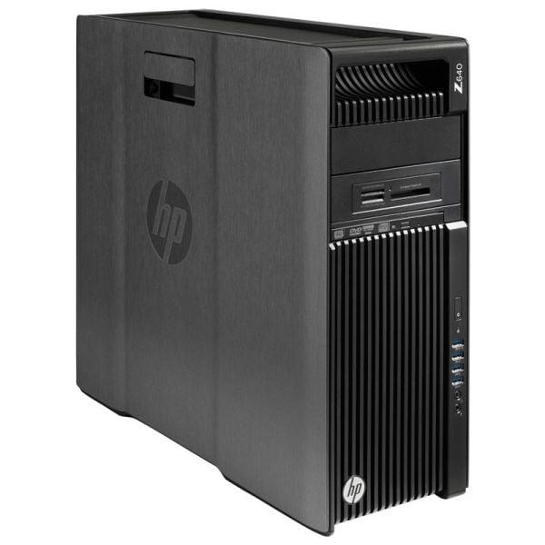 Workstation HP Z640 Tower, 2 Procesoare, Intel 18 Core Xeon E5-2697 v4 2.3 GHz, 128 GB DDR4 ECC, 128 GB SSD SATA, Placa Video nVidia Quadro M4000, 8 GB GDDR5, Windows 10 Pro, 3 Ani Garantie - imaginea 1
