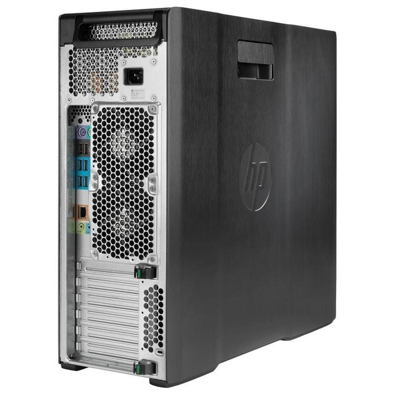 Workstation HP Z640 Tower, 2 Procesoare, Intel 18 Core Xeon E5-2697 v4 2.3 GHz, 128 GB DDR4 ECC, 128 GB SSD SATA, Placa Video nVidia Quadro M4000, 8 GB GDDR5, Windows 10 Pro, 3 Ani Garantie - imaginea 4