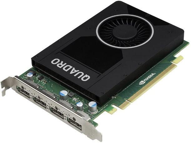 Placa Video nVidia Quadro M2000, 4 GB GDDR5 - imaginea 1