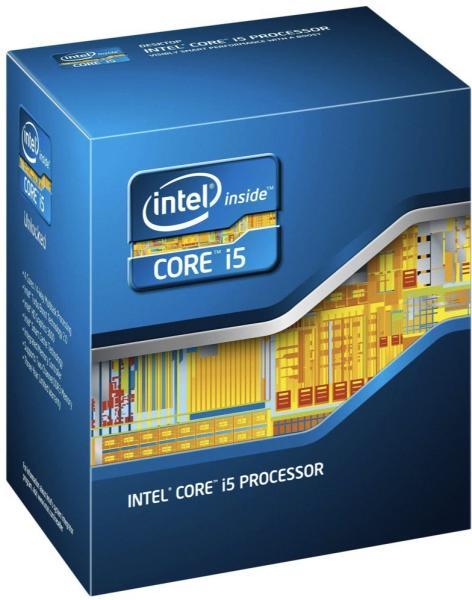 Procesor Intel Core i5 2500K 3.3 GHz - imaginea 1