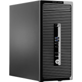 Calculator HP ProDesk 400 G2, Tower, Intel Core i7 4770 3.4 GHz; 16 GB DDR3; 1 TB SSD SATA; DVDRW; Windows 10 Pro; 3 Ani Garantie, Refurbished - imaginea 1