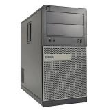 Calculator Dell Optiplex 3010, Tower, Intel Core I5 3570T 2.3 Ghz; 4 GB DDR3; 500 GB HDD SATA, Second Hand - imaginea 1