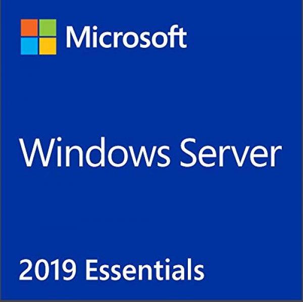 Licenta Microsoft Windows Server Essentials 2019 , x64, English 1pk DSP OEI DVD 1-2 CPU - imaginea 1