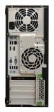 Calculator HP EliteDesk 800 G1, Tower, Intel Core i7 4790 3.6 GHz; 16 GB DDR3; 2 TB HDD SATA; DVDRW, Second Hand - imaginea 3