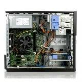 Calculator Dell Optiplex 3020, Tower, Intel Core i5 4670 3.4 Ghz; 4 GB DDR3; 500 GB HDD SATA; DVDRW; Windows 10 Pro; 3 Ani Garantie, Refurbished - imaginea 3