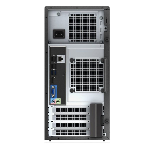 Calculator Dell Optiplex 3020, Tower, Intel Core i5 4670 3.4 Ghz; 4 GB DDR3; 500 GB HDD SATA; DVDRW; Windows 10 Pro; 3 Ani Garantie, Refurbished - imaginea 2