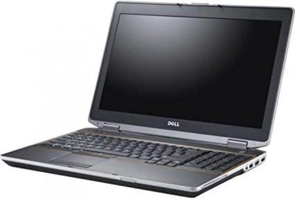 "Laptop DELL Latitude E6520, Intel Core i5  2540M 2.6 GHz, DVDRW, Wi-Fi, WebCam, Display 15.6"" 1366 by 768, 8 GB DDR3, 128 GB SSD SATA; Windows 10 Pro; 3 Ani Garantie, Refurbished - imaginea 2"
