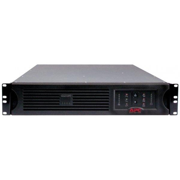 UPS APC DLA3000RMI2U Black, Rackabil 2U, 3000 VA, Acumulatori Defecti, Management Card - imaginea 1