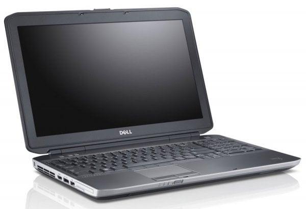 "Laptop Dell Latitude E5530, Intel Core i5 3230M 2.6 GHz, DVD-ROM, Intel HD Graphics 4000, WI-FI, WebCam, Display 15.6"" 1366 by 768, 4 GB DDR3, 500 GB HDD SATA - imaginea 1"