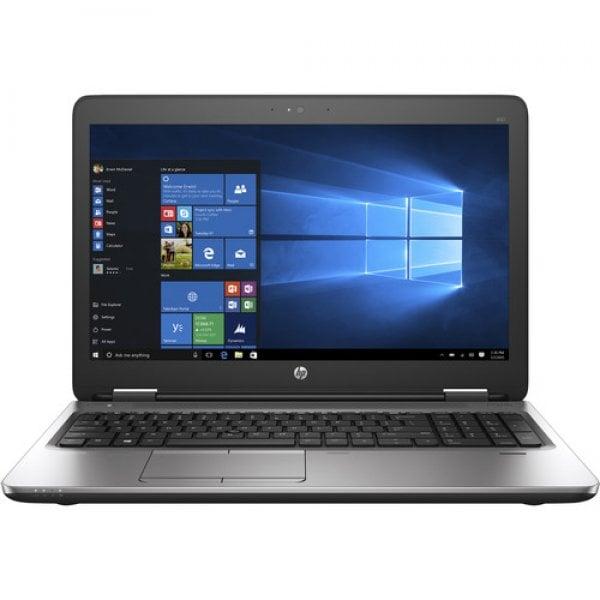 "Laptop HP Probook 650 G2, Intel Core i5 6300U 2.4 GHz, DVDRW, Intel HD Graphics 520, WI-FI, Bluetooth, Webcam, Display 15.6"" 1366 by 768, 8 GB DDR4; 250 GB SSD SATA; Windows 10 Pro; 3 Ani Garantie, Refurbished - imaginea 2"