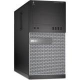Calculator Dell Optiplex 7020, Tower, Intel Core i5 4590 3.3 Ghz; 4 GB DDR3; 128 GB SSD SATA; DVDRW, Second Hand - imaginea 1