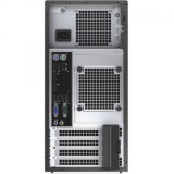 Calculator Dell Optiplex 7020, Tower, Intel Core i5 4590 3.3 Ghz; 4 GB DDR3; 128 GB SSD SATA; DVDRW, Second Hand - imaginea 3