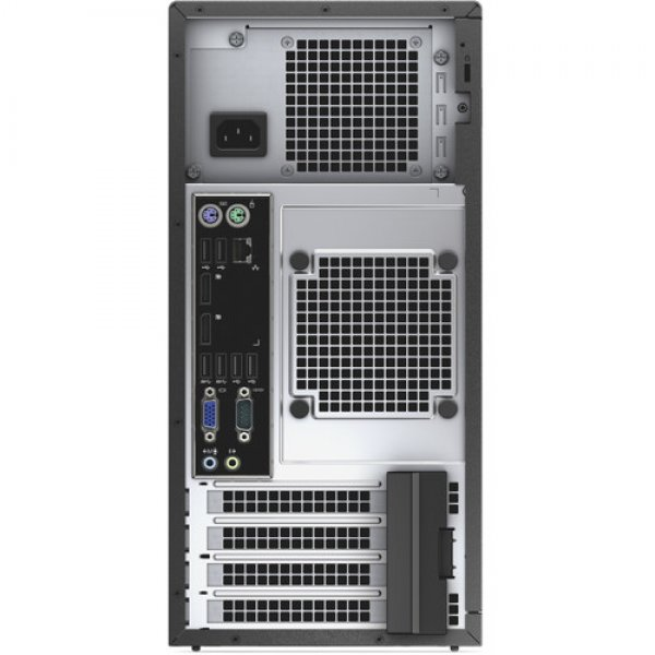 Calculator Dell Optiplex 7020, Tower, Intel Core i5 4590 3.3 Ghz; 16 GB DDR3; 128 GB SSD SATA; DVDRW, Second Hand - imaginea 3