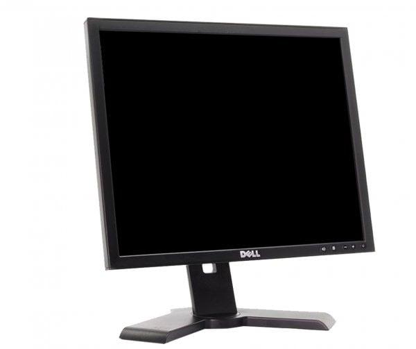 Monitor Dell 1908FP 19 inch, Black & Silver, 3 Ani Garantie - imaginea 1