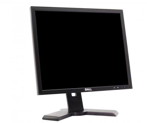 Monitor 19 inch LCD, Dell 1908 FP, Black & Silver, Display Grad B - imaginea 1