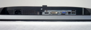 Monitor 23 inch LED IPS, Full HD, DELL U2312HM, Black & Silver, Display Grad B - imaginea 3