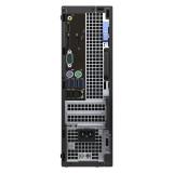Calculator Dell Optiplex 5040, Desktop SFF, Intel Core i5 6400T 2.2 GHz; 16 GB DDR3; 500 GB SSD; DVDRW; Windows 10 Pro; 3 Ani Garantie, Refurbished - imaginea 3