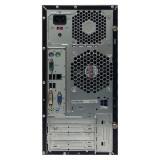 Calculator HP ProDesk 400 G1, Tower, Intel Core i7 4770 3.4 GHz; 8 GB DDR3; 250 GB SSD; DVDRW; Windows 10 Pro; 3 Ani Garantie, Refurbished - imaginea 3