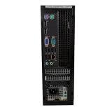 Calculator Dell Optiplex 7020, Desktop SFF, Intel Core i7 4790 3.6 GHz; 4 GB DDR3; 4 TB HDD SATA; Windows 10 Pro; 3 Ani Garantie, Refurbished - imaginea 4
