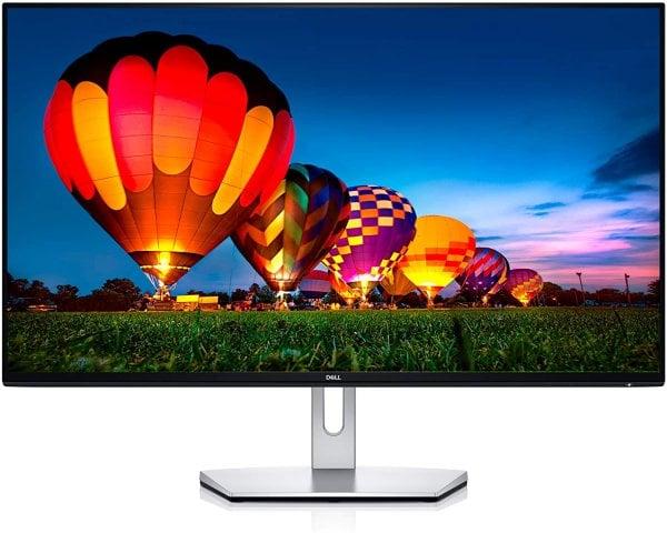 Monitor Dell S2719H 27 inch, Black & Silver, 3 Ani Garantie - imaginea 1