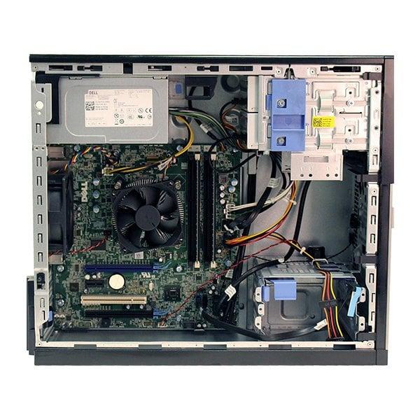 Calculator Dell Optiplex 9020, Tower, Intel Core i5 4590 3.3 Ghz; 16 GB DDR3; 128 GB SSD SATA, Second Hand - imaginea 2
