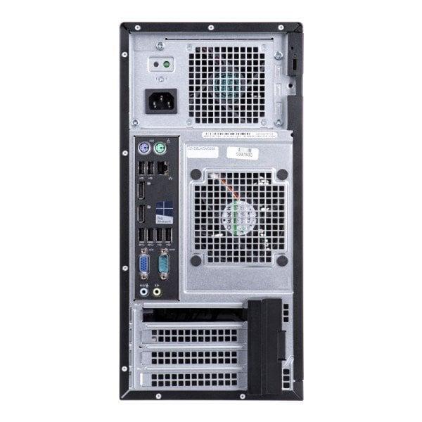 Calculator Dell Optiplex 9020, Tower, Intel Core i5 4590 3.3 Ghz; 16 GB DDR3; 128 GB SSD SATA, Second Hand - imaginea 3