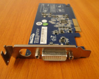 Adaptor DVI PCI-e 16x - imaginea 2