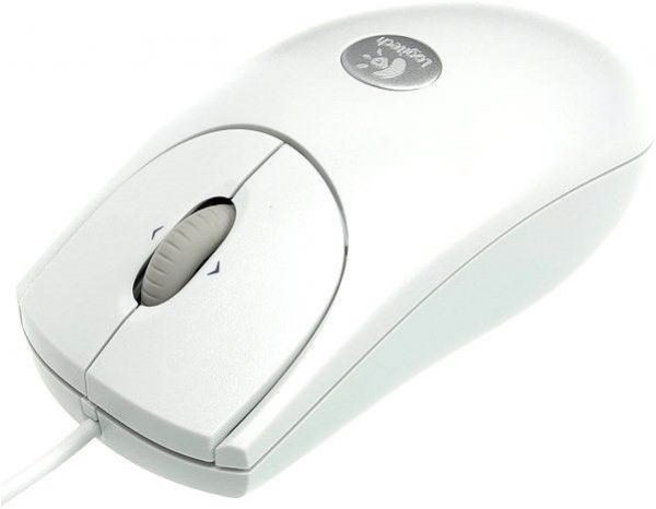Mouse Optic, USB, Diverse Modele, Alb, Grad B - imaginea 1