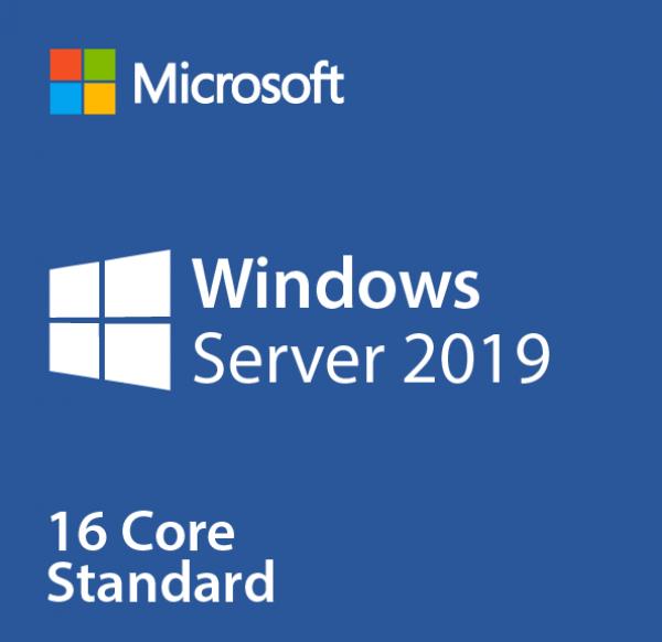 Licenta Windows Server 2019 Standard OEM, 1pk DSP OEI DVD, 16 core, 64 bit English - imaginea 1