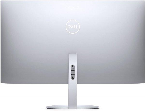 Monitor 27 inch LED IPS WQHD, HDMI, Dell S2719DM, Black & Silver, Display Grad B - imaginea 2