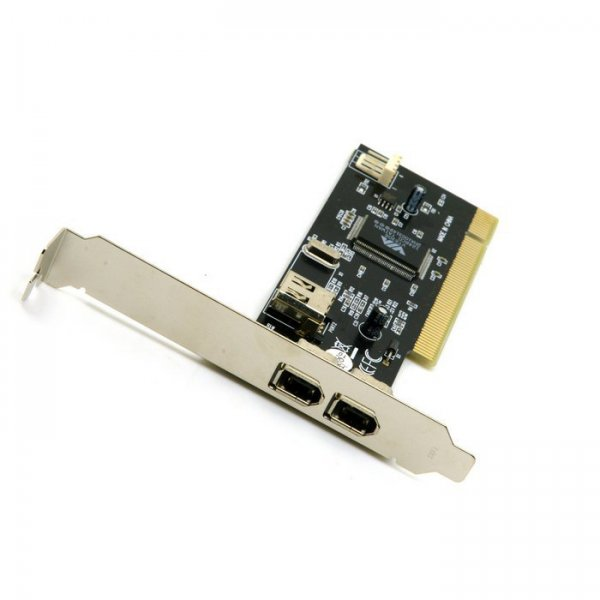 Adaptor slot PCI - 2 x FireWIRE - imaginea 1