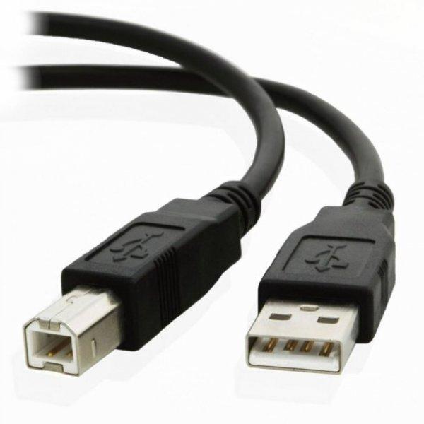 Cablu USB Imprimanta, 1.8 m - imaginea 1