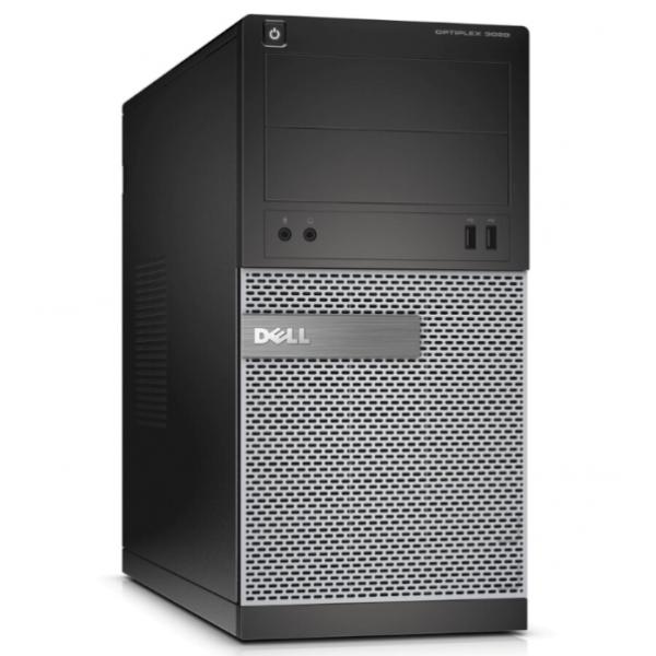 Calculator Dell Optiplex 3020, Tower, Intel Core i5 4670 3.4 Ghz; 4 GB DDR3; 500 GB HDD SATA; DVDRW; Windows 10 Pro; 3 Ani Garantie, Refurbished - imaginea 4