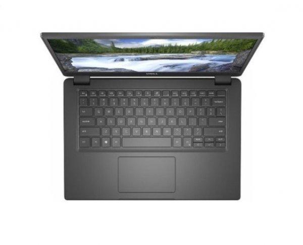 "Laptop NOU Dell Latitude 3410, Intel Core i3 Gen 10 10110U 2.1 GHz, 8 GB DDR4, 256 GB SSD M.2, Wi-Fi, Bluetooth, Webcam, Display 14"" 1920 by 1080, Windows 10 Pro, 3 Ani Garantie, Noi - imaginea 1"