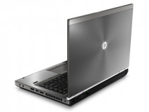 "Laptop HP EliteBook 8460p, Intel Core i5 Gen 2 2520M 2.5 GHz, DVDRW, Wi-Fi, Bluetooth, Webcam, Display 14"" 1366 by 768 Grad B, 8 GB DDR3, 250 GB SSD SATA - imaginea 2"