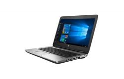 "Laptop HP ProBook 640 G2, Intel Core i5 Gen 6 6200U 2.3 GHz, Wi-Fi, Bluetooth, Webcam, Display 14"" 1366 by 768, 4 GB DDR4; 500 GB SSD SATA; Windows 10 Home; 3 Ani Garantie, Refurbished - imaginea 2"