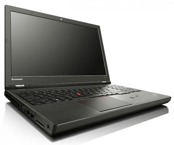 "Laptop Lenovo Thinkpad W540, Intel Core i7 4800MQ 2.7 GHz, 8 GB DDR3, 480 GB SSD, DVDRW, Placa Video nVidia Quadro K1100M, Wi-Fi, Bluetooth, WebCam, Display 15.6"" 1920 by 1080 Grad B - imaginea 1"