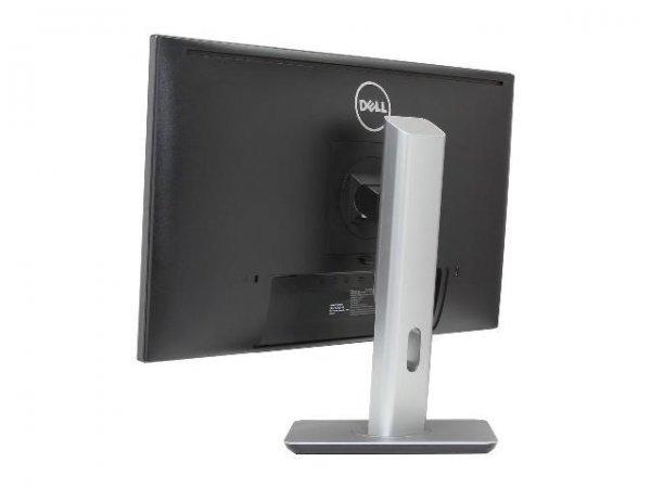 Monitor 24 inch LED, IPS, DELL U2414H, Black & Silver, Display Grad B - imaginea 2
