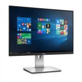 Monitor 24 inch LED Full HD, Dell U2415, IPS, Black & Silver, Display Grad B, Lipsa Picior - imaginea 1