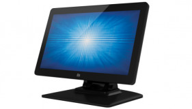 Monitor 19 inch LCD, ELO ET1919L, Display Touchscreen, Black, Display Grad B