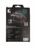 Mouse Optic Spacer, NOU, USB, Black - imaginea 2