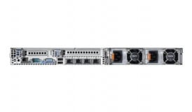 Server Dell PowerEdge R620, 2 Procesoare Intel 8 Core Xeon E5-2650 v2 2.6 GHz; 64 GB DDR3 ECC; 4 x 1.2 TB HDD SAS; 4 Ani Garantie, Refurbished - imaginea 2