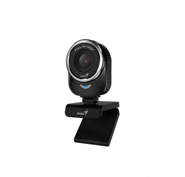 Camera Web Genius QCam 6000, FULL HD, Black - imaginea 1