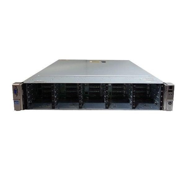 Server HP ProLiant DL380e G8, 2 Procesoare Intel 8 Core Xeon E5-2450L 1.8 GHz, 64 GB DDR3 ECC, 1 TB SSD, 2 Ani Garantie - imaginea 1